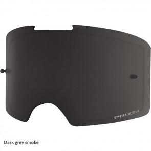 Oakley frontline smoke dark grey lens