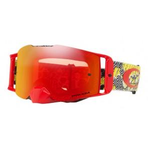 OAKLEY Frontline crossbril dazzle dyno rood torch prizm