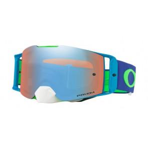 OAKLEY Frontline crossbril flo groen blauw prizm