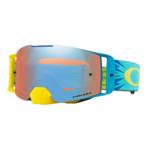 OAKLEY Frontline crossbril high voltage blauw