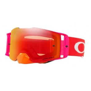 OAKLEY Frontline crossbril pinned race rood oranje prizm