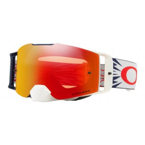 OAKLEY Frontline crossbril high voltage red/navy