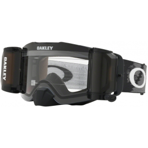 OAKLEY Front line Roll-Off race ready zwart
