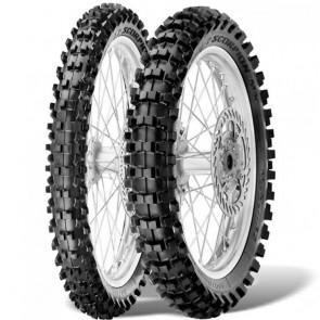 Pirelli Scorpion mx32 mid soft 100/90-19 en 110/90-19