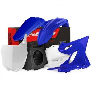 Polisport restyling plastic kit yamaha yz 125 250 02-20