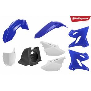 Polisport restyling plastic kit yamaha yz 125 250 02-18