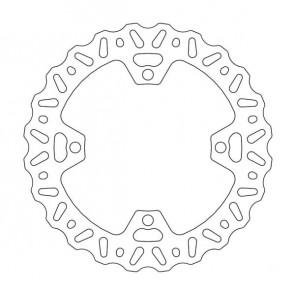 Prox achter remschijf suzuki rmz250 07-18 rmz450 05-18