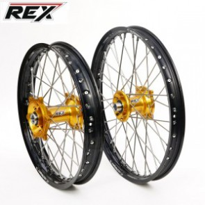 REX Wheels Wielenset Met 25mm Hub rmz250 07- rmz450 05-
