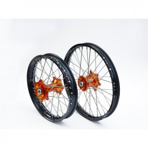 REX Wheels Wielenset Met 25mm Hub sx 125+ sxf 03-12 husq 14-15