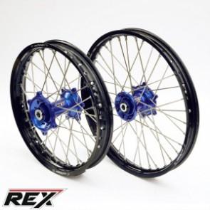 REX Wheels Wielenset Met 25mm Hub yz 125 99- yzf250 01-12