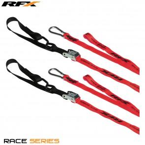 RFX Spanbanden Tiedown rood