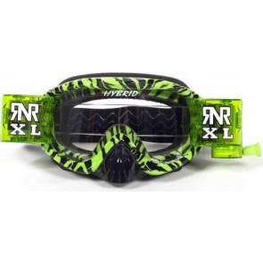Rip N Roll Hybrid Bril Racerpack XL Groen/Wild