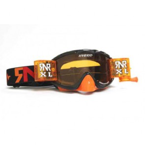 Rip N Roll Hybrid Bril Racerpack XL Oranje/Zwart