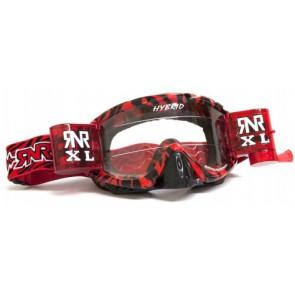 Rip N Roll Hybrid Bril Racerpack XL Rood/Wild
