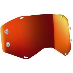 Scott prospect lens orange chrome works