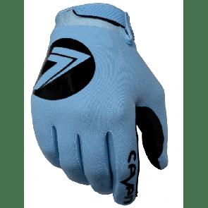 seven annex 7 dot blauw crosshandschoenen