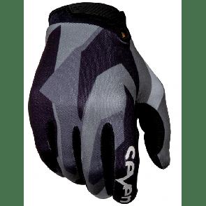seven annex raider zwart crosshandschoenen