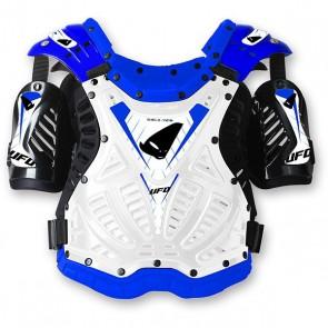 Ufo bodyprotector blauw-wit