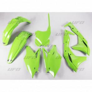 Ufo Plastic Kit kxf250 17