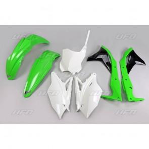 Ufo Plastic Kit kawasaki kxf 250 18-20