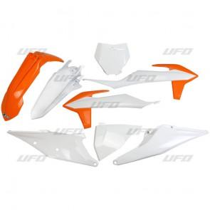 Ufo Plastic Kit ktm sx sxf 2019