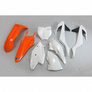 Ufo Plastic Kit ktm sx 125 250 sxf 250 450 16-18