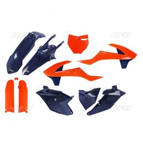 Ufo Plastic Kit ltd ktm sx 85 18-19