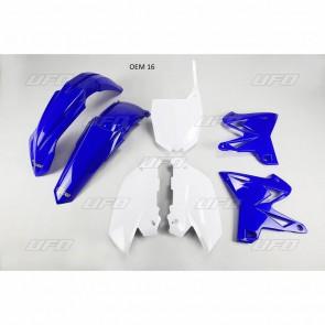 Ufo Plastic restyle kit yamaha yz 125 250 02-14