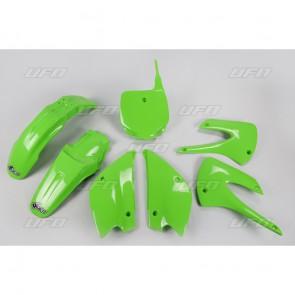 Ufo restyle Plastic Kit kawasaki kx 85 01-13