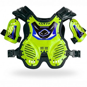 Ufo shock wave bodyprotector junior 4-8 jaar