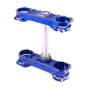 Xtrig Rocs Tech Blauw Kroonplaten 25mm yzf450 16-17
