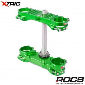 Xtrig Rocs Tech Groen Kroonplaten 23mm kxf 13-17