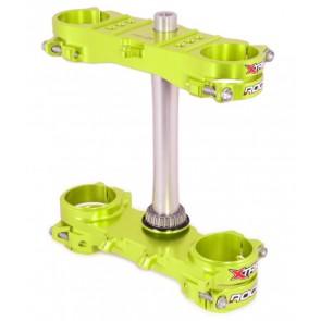 Xtrig Rocs Tech Neon Geel Kroonplaten 21,5mm rmz450 13-17 250 16-17