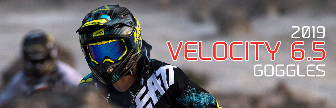 Leatt velocity brillen